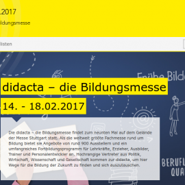 linuxmuster.net auf der Didacta 2017