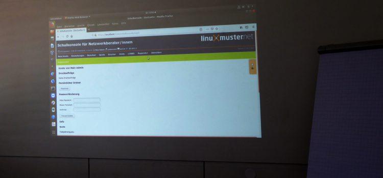 linuxmuster.net-Schulung für Dienstleister