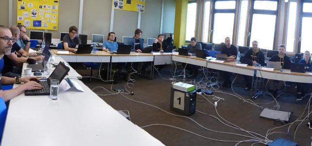Arbeitstagung und Mitgliederversammlung in Pfinztal